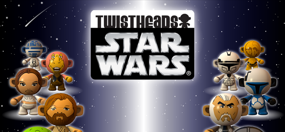 Star Wars: Twistheads AR